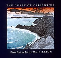 The Coast of California by Tom Killion