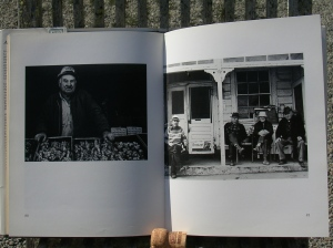 photos by Susan Friedman: Paul Modena at his Artichoke Stand and Aladino, Andy, Gus and Joe